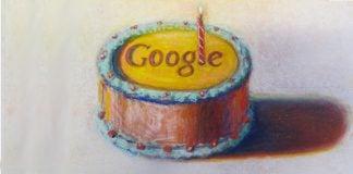 Google 12 Yaşında