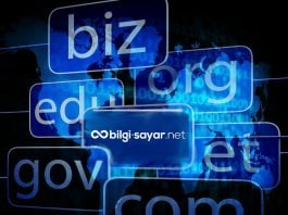 Domain (Alan Adı)