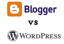 Blogger ve WordPress