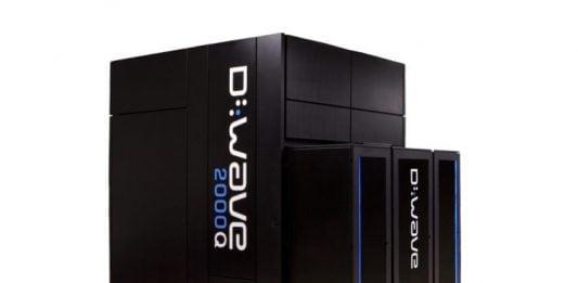 D-Wave Kuantum Bilgisayarı