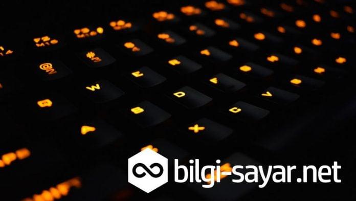Gaming Klavye