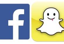 Facebook - Snapchat