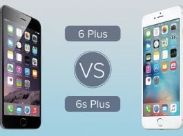 İphone 6s Plus VS İphone 6 Plus