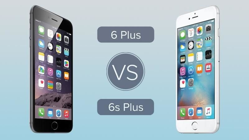 Iphone 6 plus and iphone 6 difference