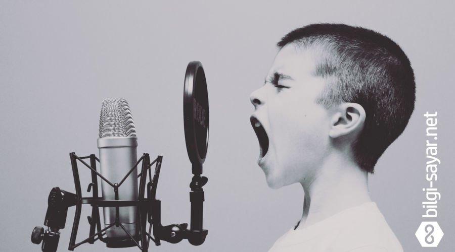 Ses Kısıklığı