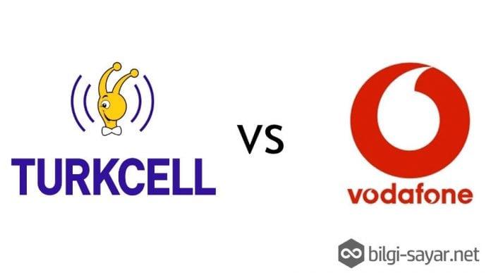 Turkcell - Vodafone